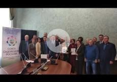 Embedded thumbnail for Челябинские садоводы поздравляют О.Д.Валенчука с Днем рождения!
